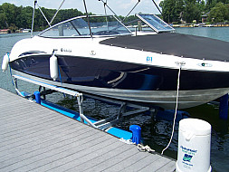 4000 L Refurbished under 18' Yamaha - Lake Norman, NC