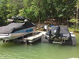 4400 Harbor Hoist - Lake James, NC