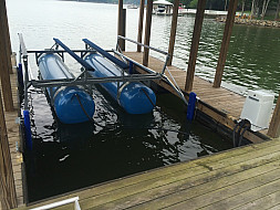 8000 L Refurbished setup for V-Hull boat - Lake Norman, NC