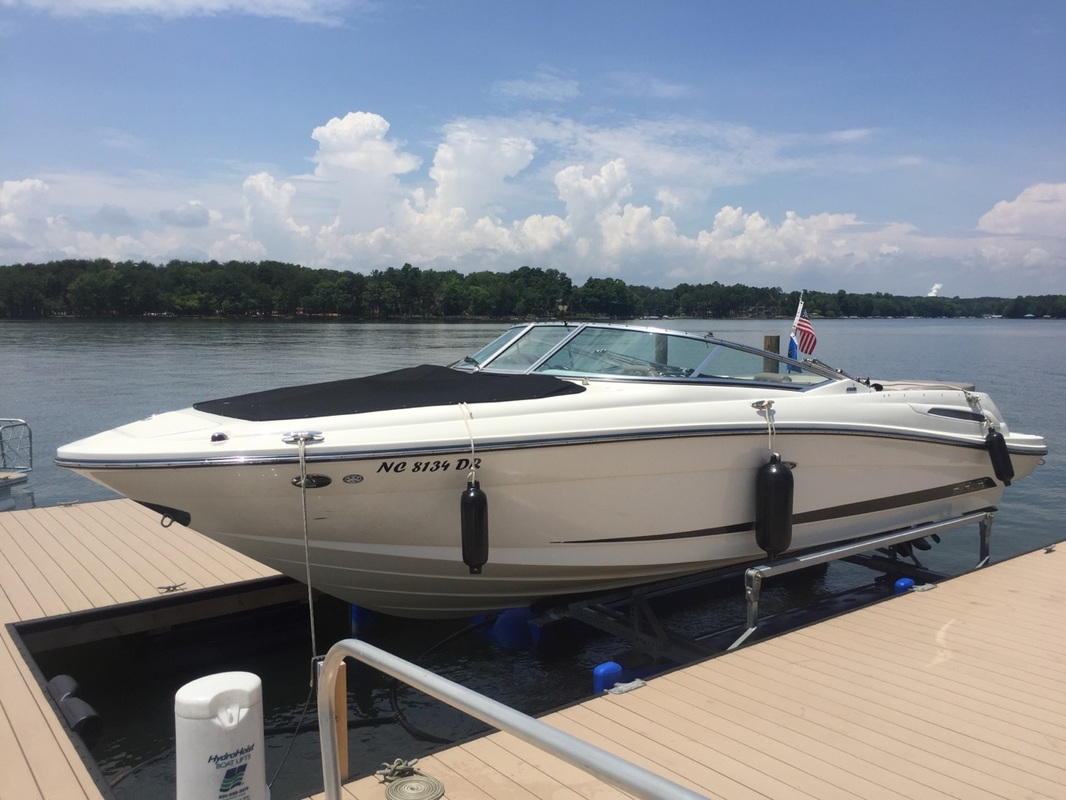 6600 Ultra under 23' Sea Ray - Lake Norman, NC