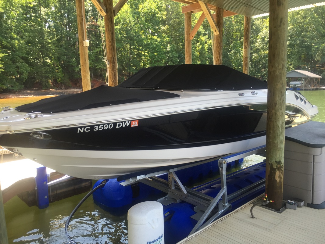 6600 Ultra under 23' Chaparral - Lake Norman, NC