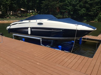 7500 US under 24' SeaRay Sundeck - Lake Norman, NC