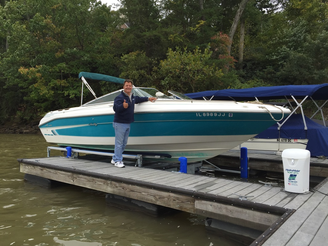 6500 ES Carolina Edition under 23' Sea Ray - Lake Norman, NC